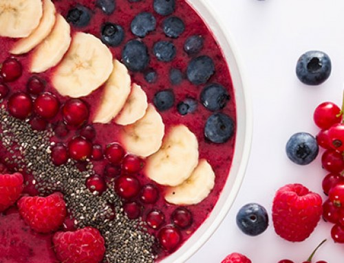 Upgrade Your Smoothie: Acai Ginger Detox Bowl Recipe Inside!