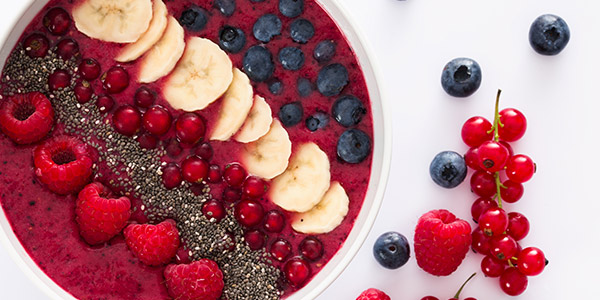 Metabolic Shape Up Meal Preview - Acai Ginger Smoothie Bowl